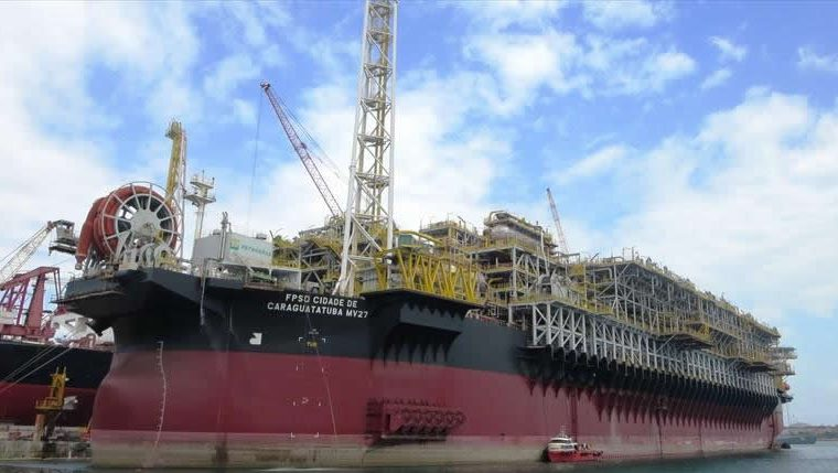 Fpso hookup and commissioning